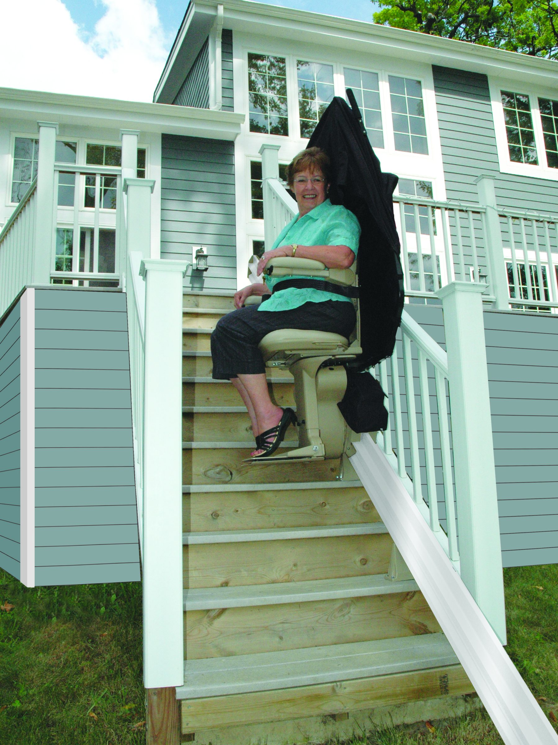 Stairlifts, Platform Lifts, Home Modifications - Paramount Living Aids